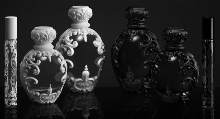 Kat Von D Re-Releases Saint + Sinner Fragrance Collection