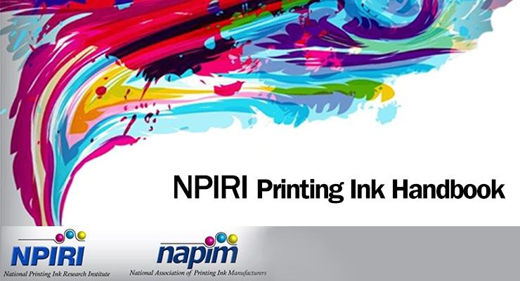 NAPIM Releases the NPIRI Printing Ink Handbook