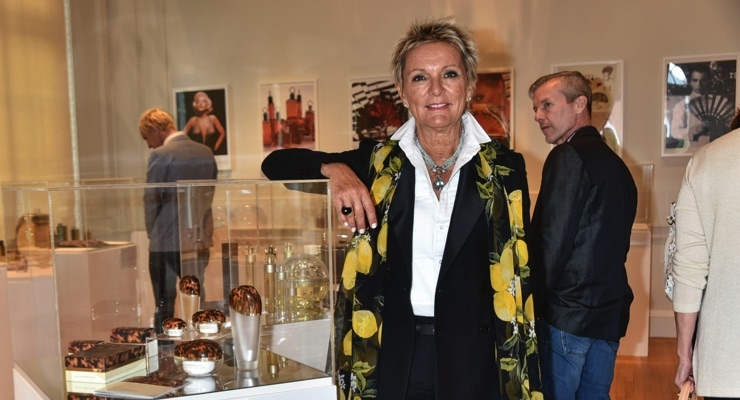 Marc Rosen & Guests Celebrate Museum Exhibition