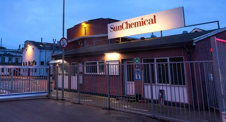 Sun Chemical, Fibre Box Association Co-Sponsor
