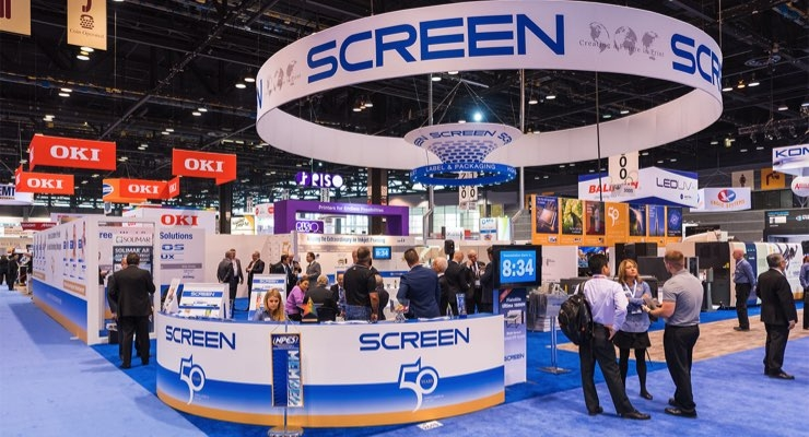 VIDEO: Screen America Celebrates 50th Anniversary at PRINT 17