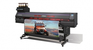 Mimaki USA Showcases UCJV Series Cut-and-Print Devices at SGIA 2017