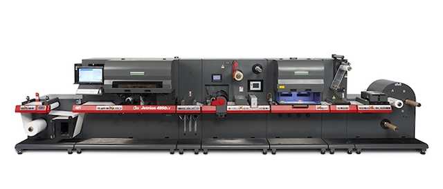EFI Shows ERP Workflow Innovations, Jetrion Label Inkjet Production at Labelexpo Europe
