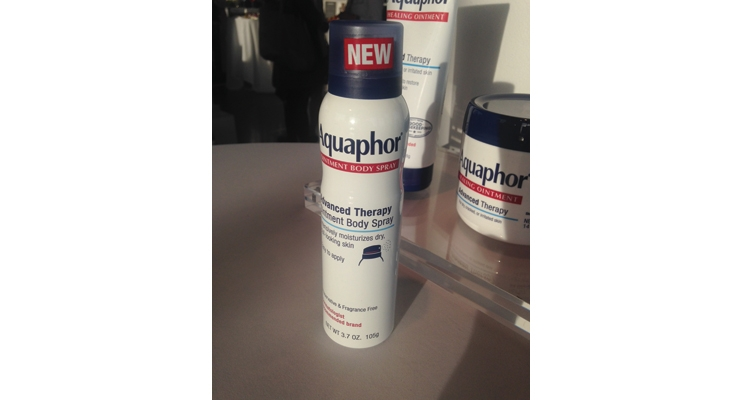 Beiersdorf Adds Spray Version of Aquaphor Ointment