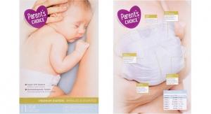 Walmart Adds Premium Diaper to Store Brand