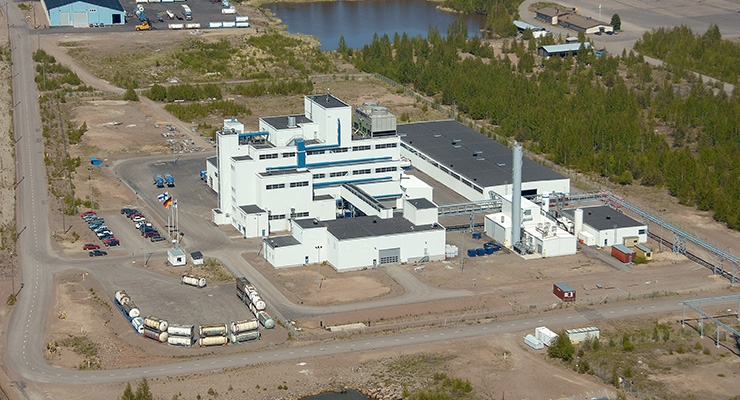 BASF Concentrates European Paper Coating Dispersion Production in Ludwigshafen, Hamina