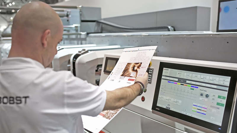 BOBST Highlights Itself as Solution Partner to Label, Packaging Industry at Labelexpo