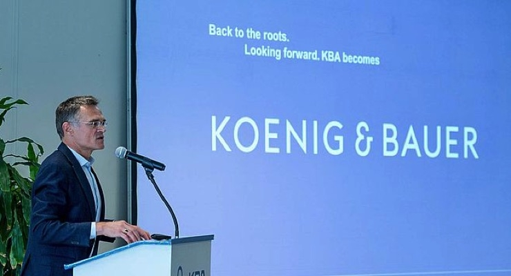 Koenig & Bauer: Successful Anniversary Week on Company
