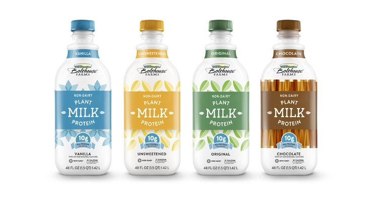 Bolthouse Farms Debuts Plant Protein Milk