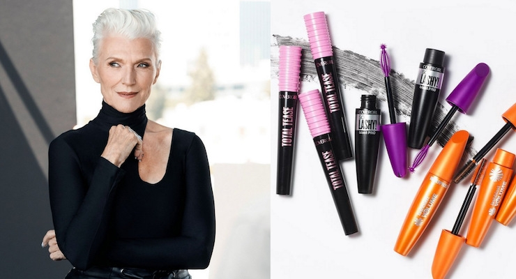 CoverGirl Recruits Maye Musk