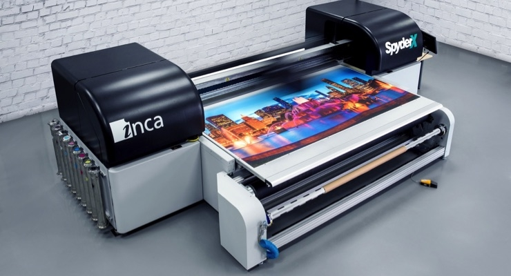 FUJIFILM Showcases Advanced Inkjet Innovations at 2017 SGIA Expo