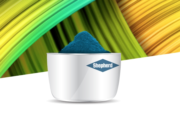 Shepherd Color Introduces New YInMn Blue Pigment