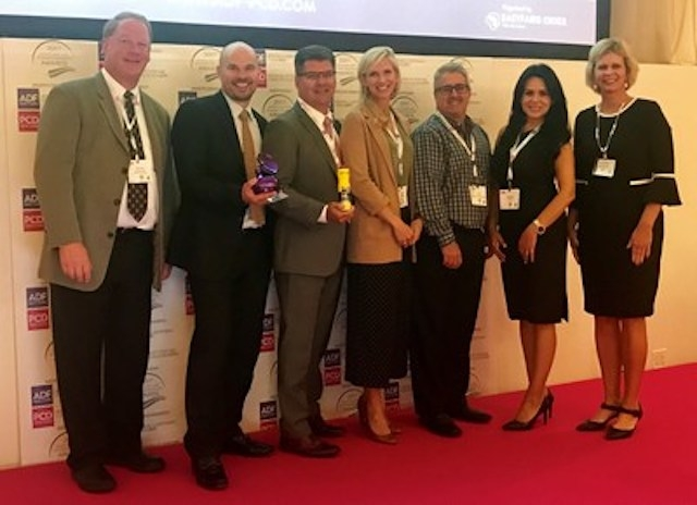 Ball Wins Aerosol Innovation Award for L
