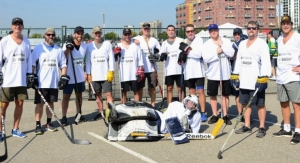 Magna, BASF Team Up to Fight Cancer in Road Hockey Fundraiser