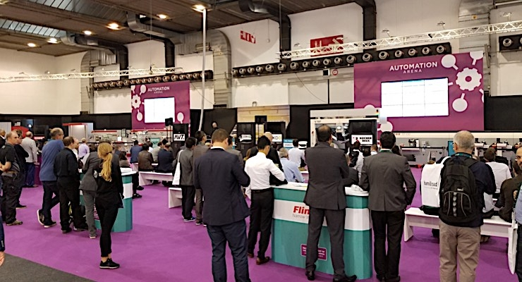Automation Arena highlighted the latest industry trends with global leaders in the labels and packaging space.