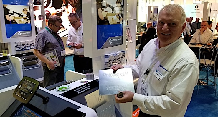 L&NW makes its way through Labelexpo Europe 2017
