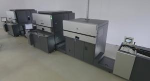 Blue Label Buys HP Indigo 8000 Digital Press