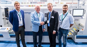 Emballage Gruppen adds Domino digital press