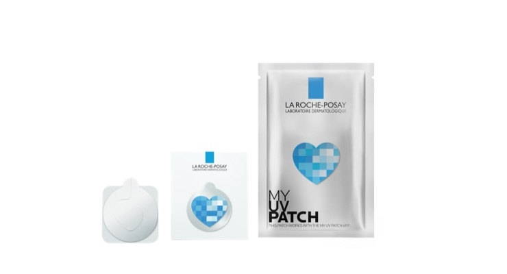 L'Oréal's My UV Patch Merges Worlds of Wearables, Sun-Safe Behavior
