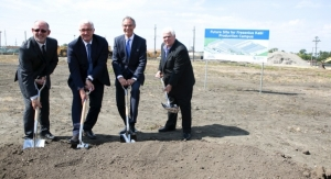 Fresenius Kabi Breaks Ground on $250M Plant