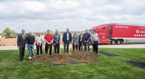 Siegwerk Breaks Ground on New Warehouse