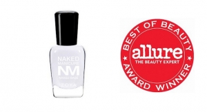 Zoya Naked Manicure Wins An Allure Best of Beauty Award