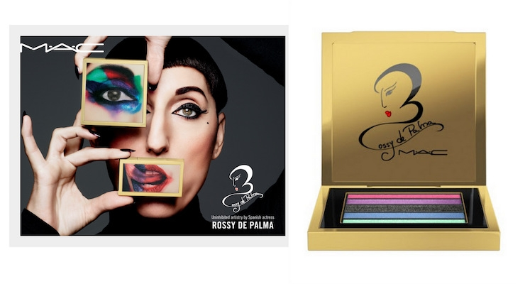 MAC Cosmetics Debuts Rossy de Palma Collection