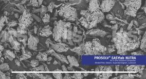 Direct Compression of Probiotic Tablets with PROSOLV® EASYtab Nutra