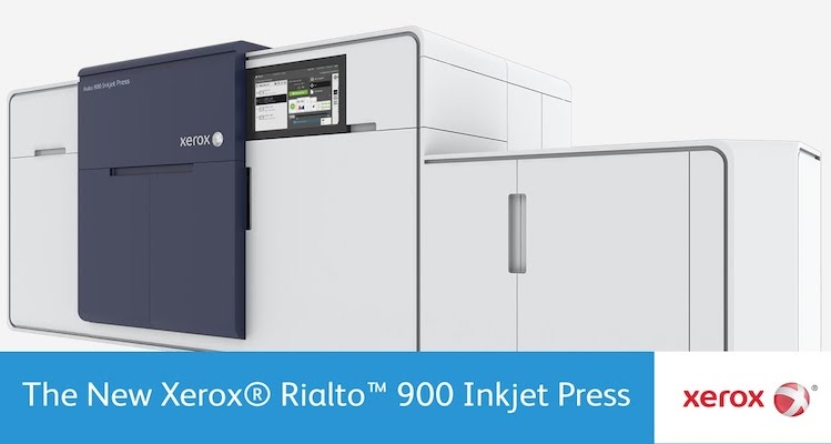 Pittsburgh Mailing Purchases Xerox Rialto 900 Inkjet Press