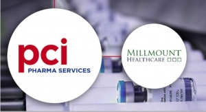 PCI Pharma Services Acquires Millmount Healthcare