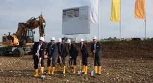 Ground-breaking Ceremony for Sartorius Stedim Cellca