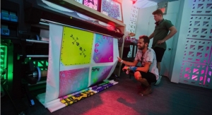 HP Expands Soft Signage, Decor Printing for Latex with New Textile Collection