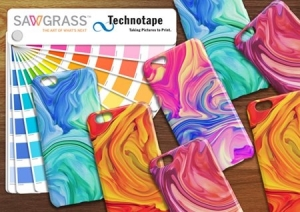 Sawgrass, Technotape Debut New 3D Sublimation System at SGIA 2017