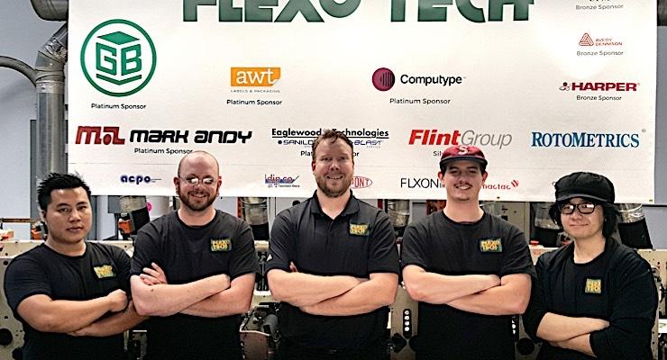 Flexo Tech announces latest graduating class