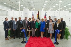 Sandler Officially Opens U.S. Plant