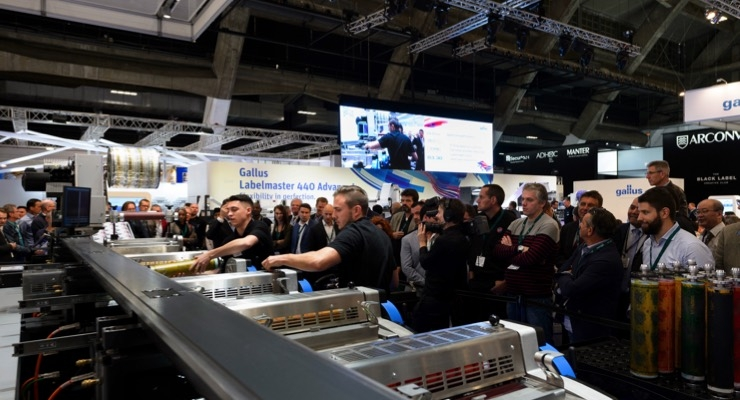 Heidelberg Reports Successful Labelexpo 2017