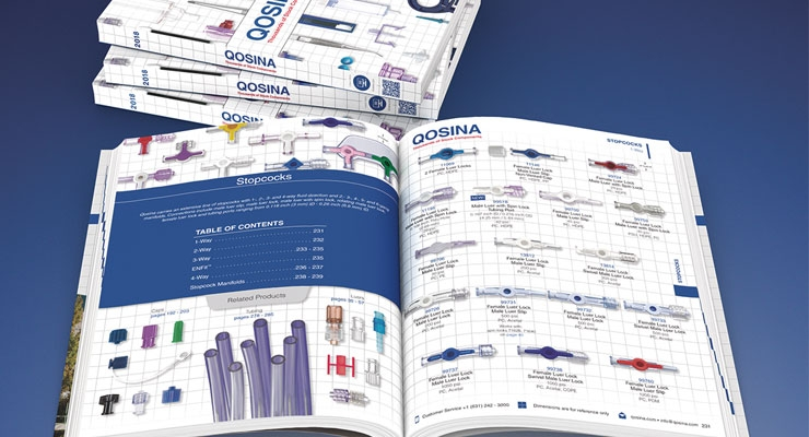 Qosina Introduces New 2018 Catalog