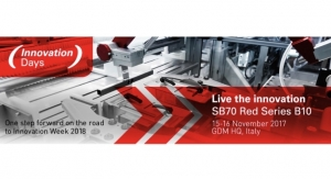 GDM to Host SB70 Red Series B10 Innovation Days