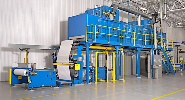 Polykote Corp. purchases new equipment from New Era Converting Machinery