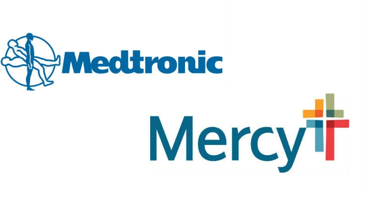 Medtronic and Mercy Will Share Data to Accelerate Medical Device Innovation