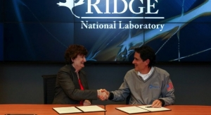 Strangpresse Exclusively Licenses ORNL Extruder Tech for High-Volume Additive Manufacturing
