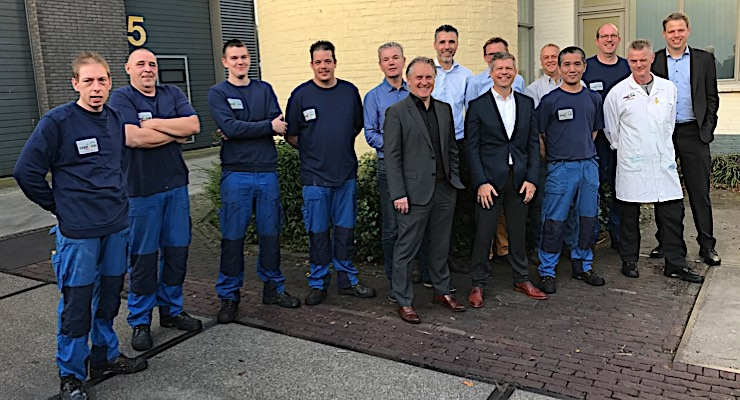 Siegwerk acquires Van Son Liquids