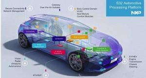 NXP Announces New Automotive Processing Platform