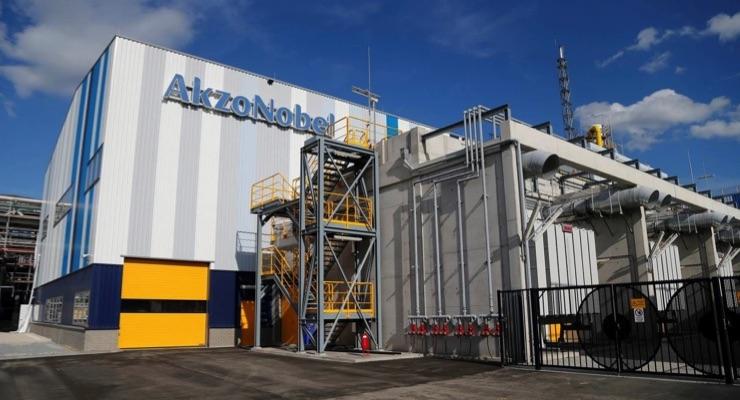 AkzoNobel Plans Further Expansion of Chloromethanes Capacity