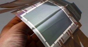 Holst Centre, imec and Philips Demo World's First Curved, Plastic Photodetector