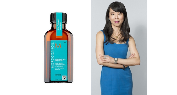 Moroccanoil Recruits JuE Wong as New CEO