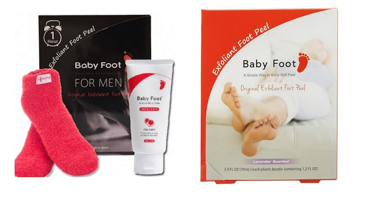Baby Foot Launches Two New Products