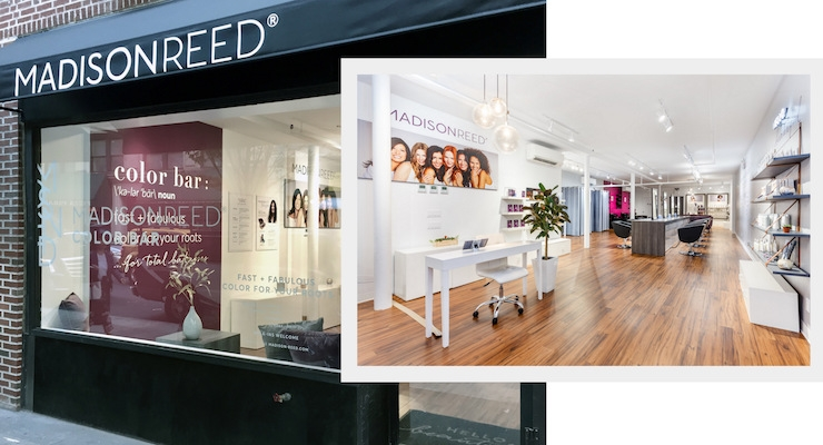 Madison Reed Color Bar Opens in NYC