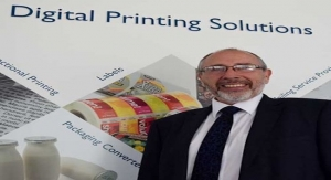 Domino Digital Printing Solutions Names Shane Dewar New European Director