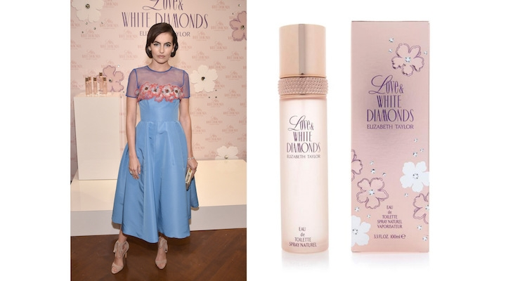 Camilla Belle Hosts Love & White Diamonds Launch Party